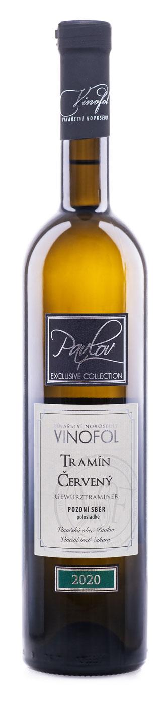 Gewurztraminer wino białe półsłodkie