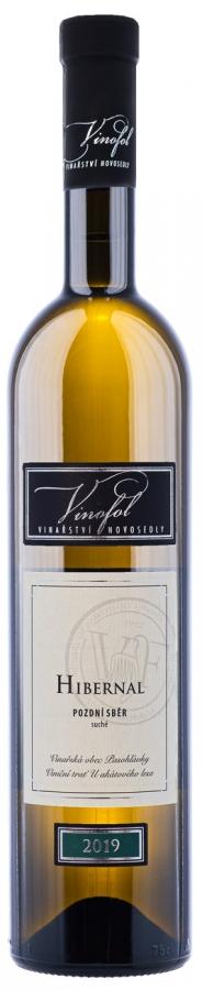 Hibernal wino morawskie białe wytrawne
