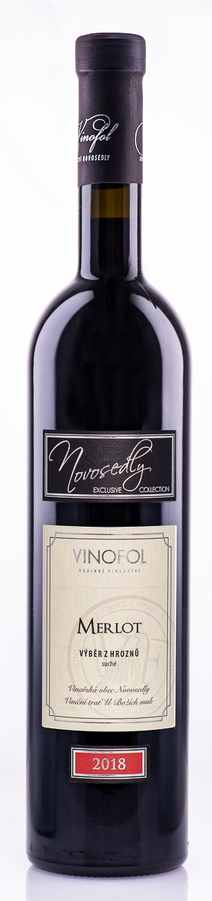 Merlot czerwone wino wytrawne