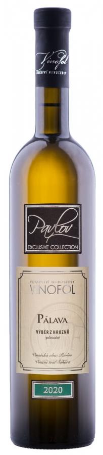 Palava wino półwytrawne