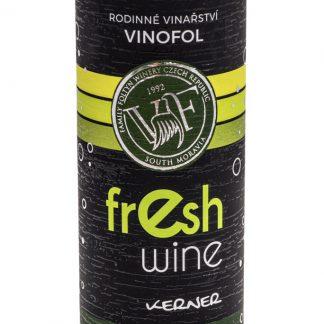 Kerner - wino musujące wytrawne
